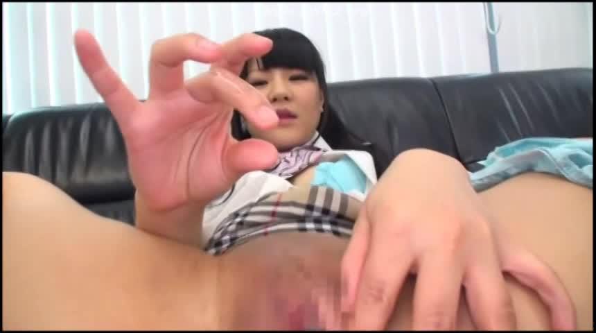 【JKの潮ふき・オナニー動画】ちょいブサビッチな...
